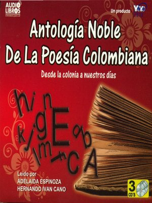 cover image of Antologia Noble de la Poesia Colombiana