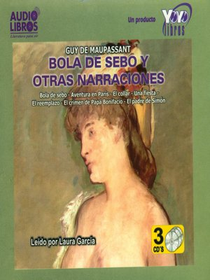 cover image of Bola de Sebo Y Otras Narraciones