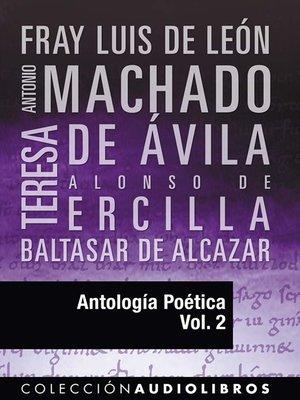 cover image of Antología Poética II