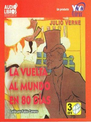 cover image of La Vuelta al Mundo en 80 Dias