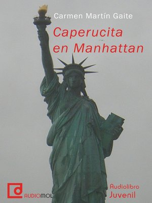 cover image of Caperucita en Manhattan