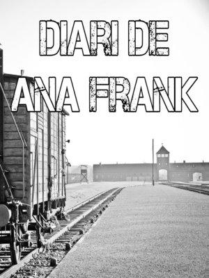 cover image of Diari de Ana Frank