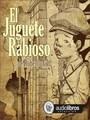 cover image of Juguete Rabioso