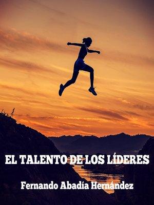 cover image of El talento de los líderes