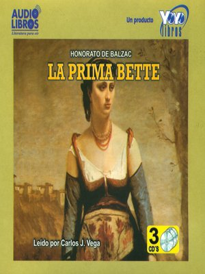 cover image of La Prima Bette