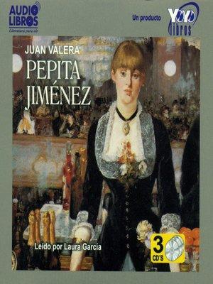 cover image of Pepita Jimenez