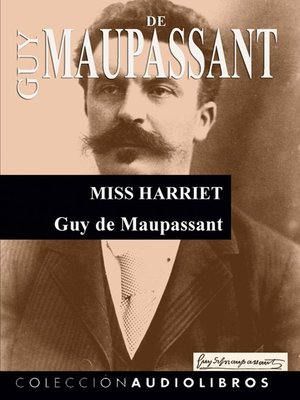 cover image of Miss Harriet