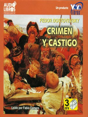 cover image of Crimen y Castigo