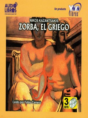 cover image of Zorba, el Griego