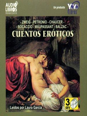 cover image of Cuentos Eroticos
