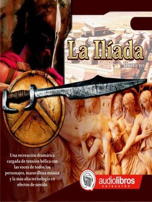 cover image of La Ilíada