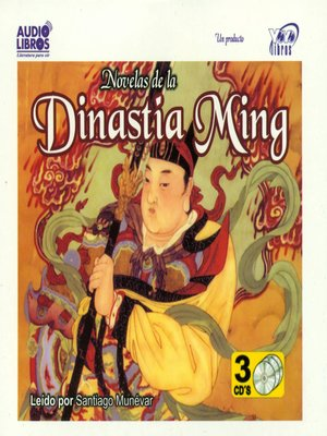 cover image of Dinastia Ming
