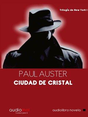 cover image of Ciudad de cristal