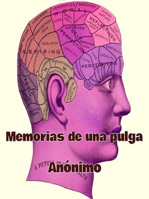 cover image of Memorias de una pulga