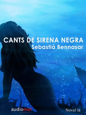 cover image of Cants de sirena negra