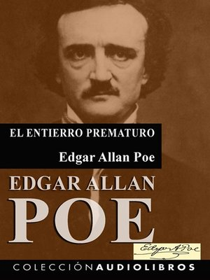 cover image of El entierro prematuro