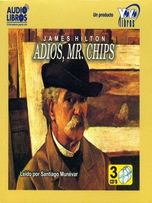 cover image of Adios, Mr. Chips