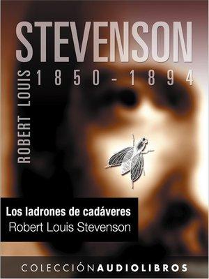cover image of Los ladrones de cadáveres