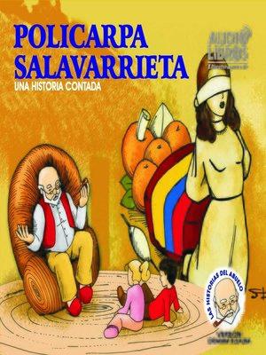 cover image of Cuentos del Abuelo Policarpa Salavarrieta