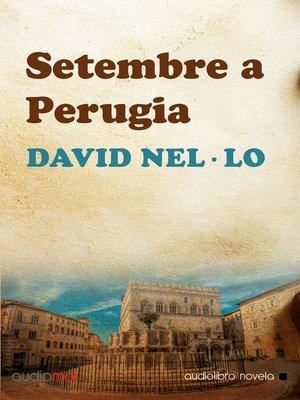 cover image of Setembre a Perugia