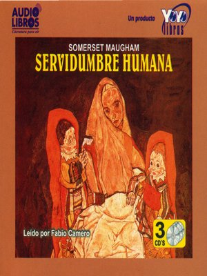cover image of Servidumbre Humana