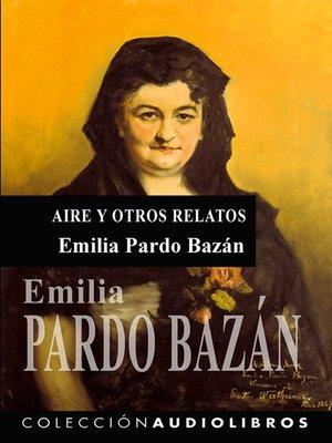 cover image of Aire y otros relatos