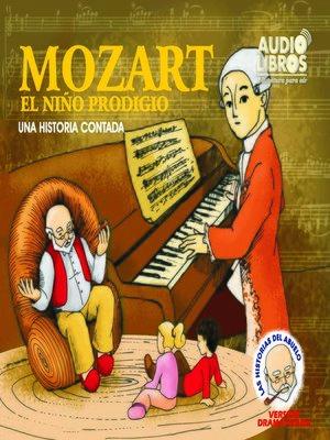 cover image of Cuentos del Abuelo Mozart el Niño Prodigio