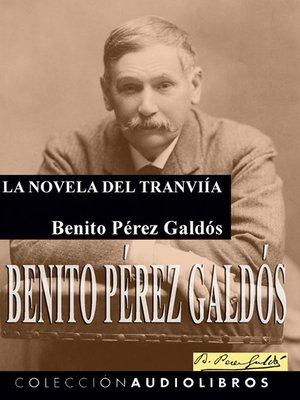 cover image of La novela del tranvía
