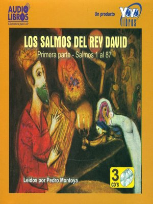 cover image of Los Salmos del Rey David