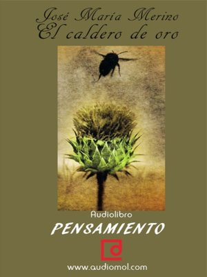 cover image of El caldero de oro