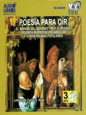 cover image of Poesia Para Oir