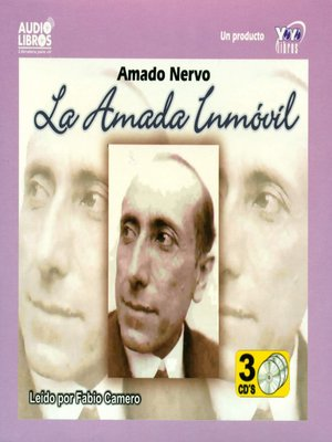 cover image of La Amada Inmovil
