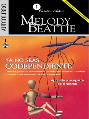 cover image of Ya No Seas Codependiente