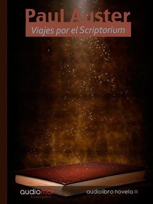 cover image of Viajes por el scriptorium