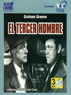 cover image of El Tercer Hombre