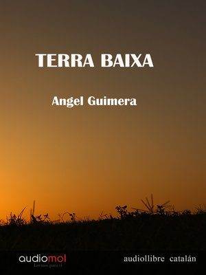 cover image of Terra baixa