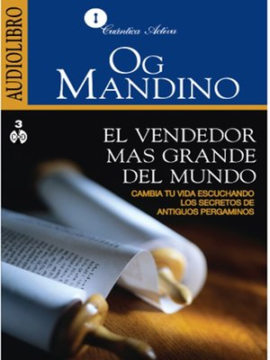 cover image of El Vendedor Más Grande del Mundo