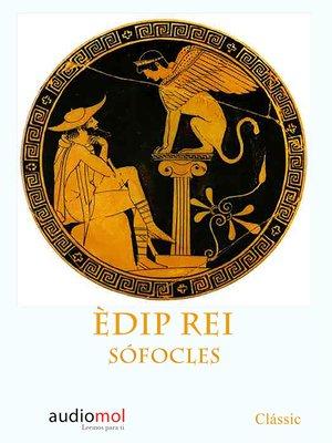 cover image of Èdip Rei