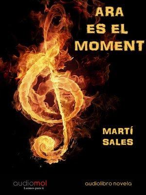 cover image of Ara és el moment