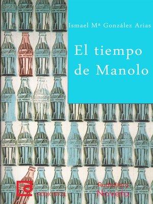 cover image of El tiempo de Manolo