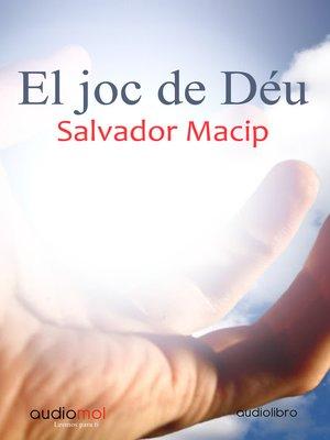 cover image of El joc de Déu