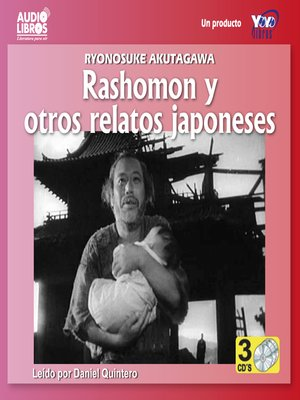 cover image of Rashomon y Otros Relatos Japoneses