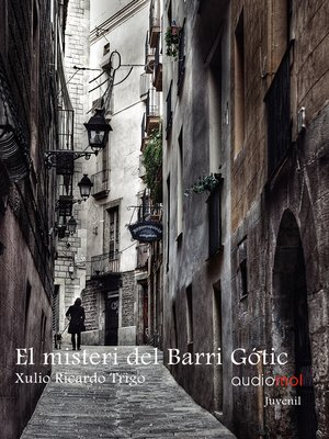 cover image of El misteri del Barri Gótic
