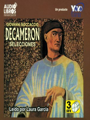 cover image of Decameron