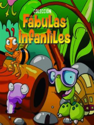 cover image of Colección Fábulas infantiles
