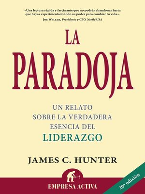 cover image of La paradoja