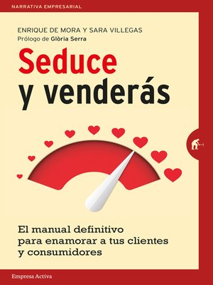 cover image of Seduce y venderás