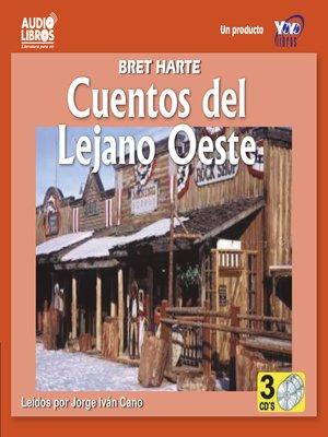 cover image of Cuentos del Lejano Oeste