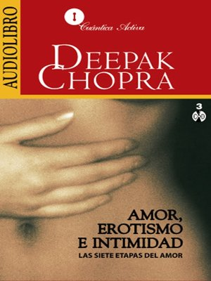 cover image of Amor, Erotismo e Intimidad