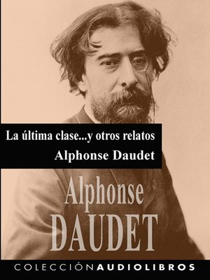 cover image of La última clase y otros relatos